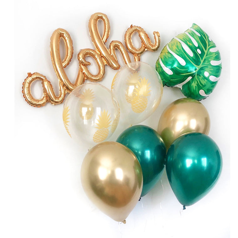 Aloha Balloon Set - Pretty Collected