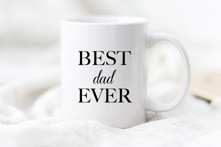 Best Dad Ever Mug - Pretty Collected