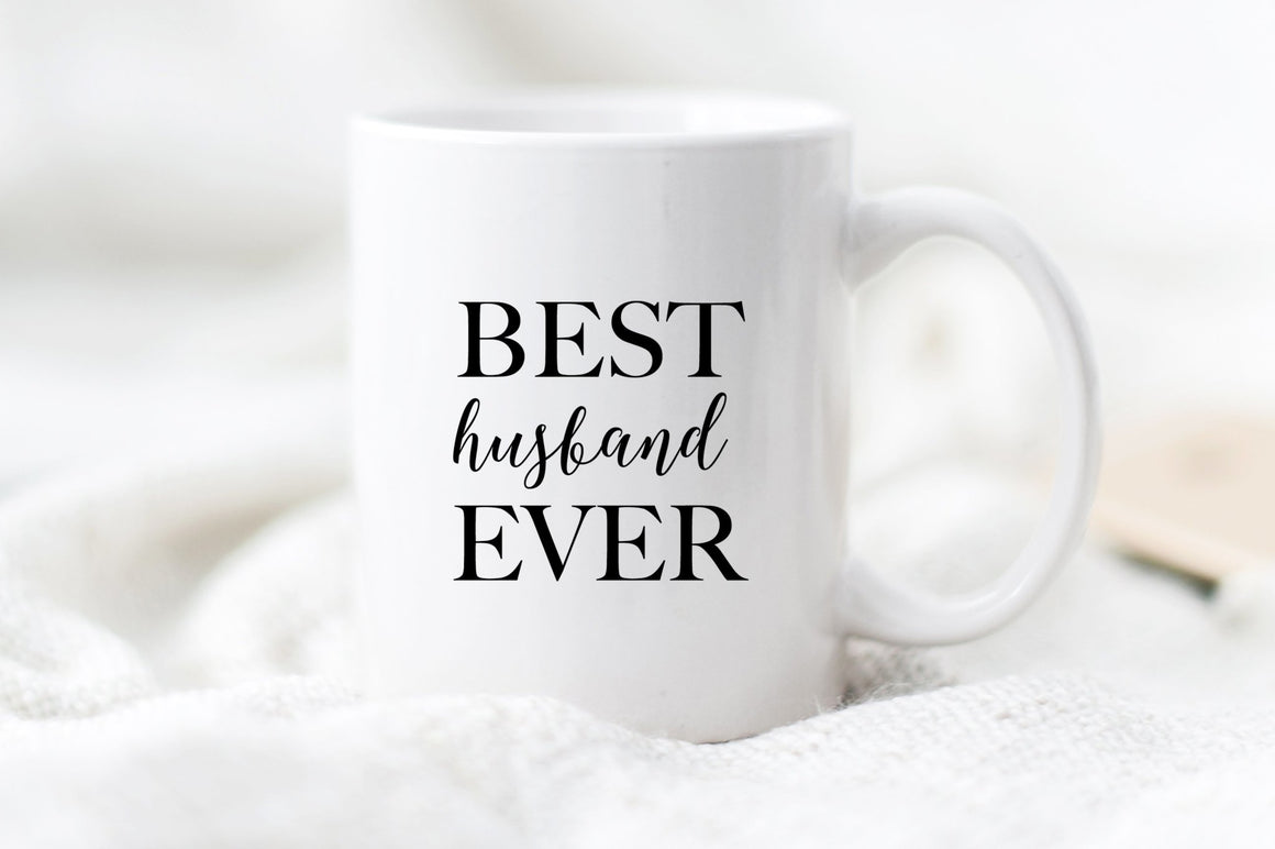 Best Husband Ever Mug - Pretty Collected