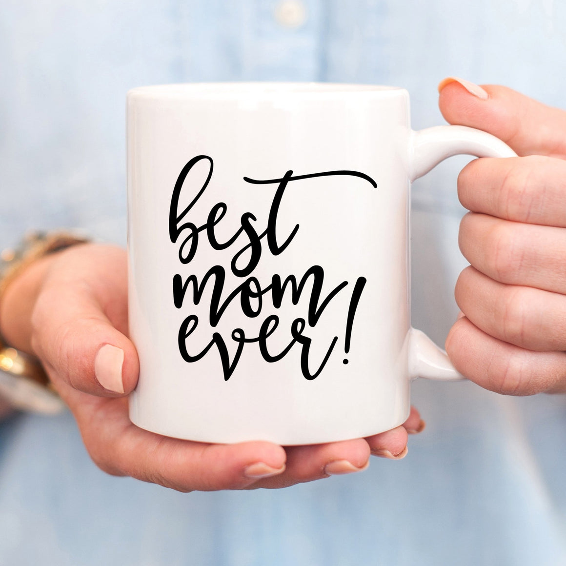 Best Mom Ever Coffee Mug - Pretty Collected