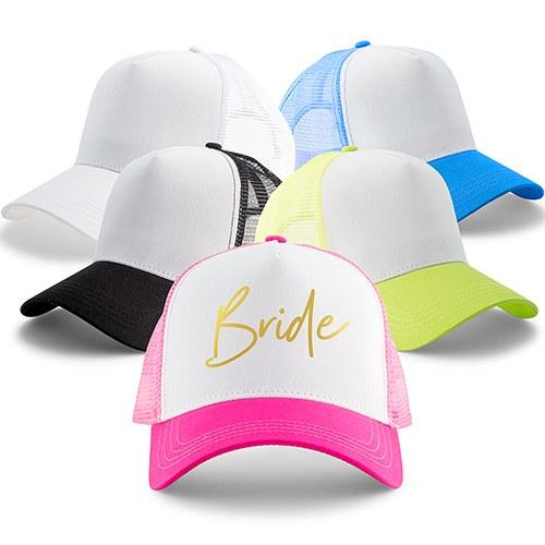 Bride Trucker Hat - Pretty Collected