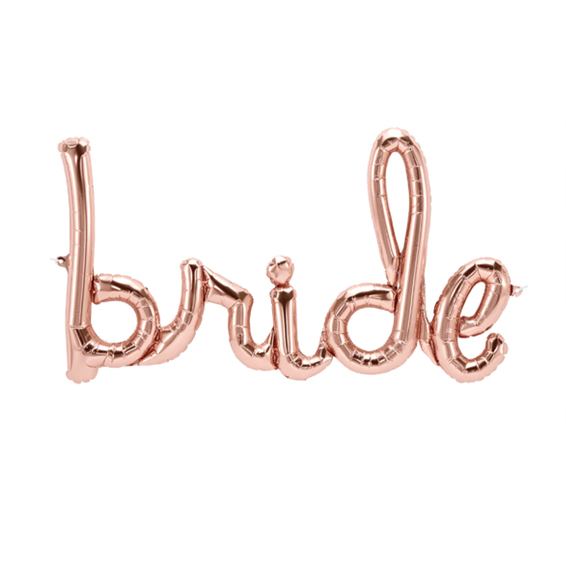 Bride Balloon - Rose Gold