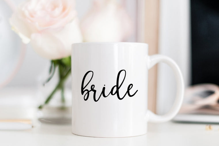 Bride Mug - Pretty Collected