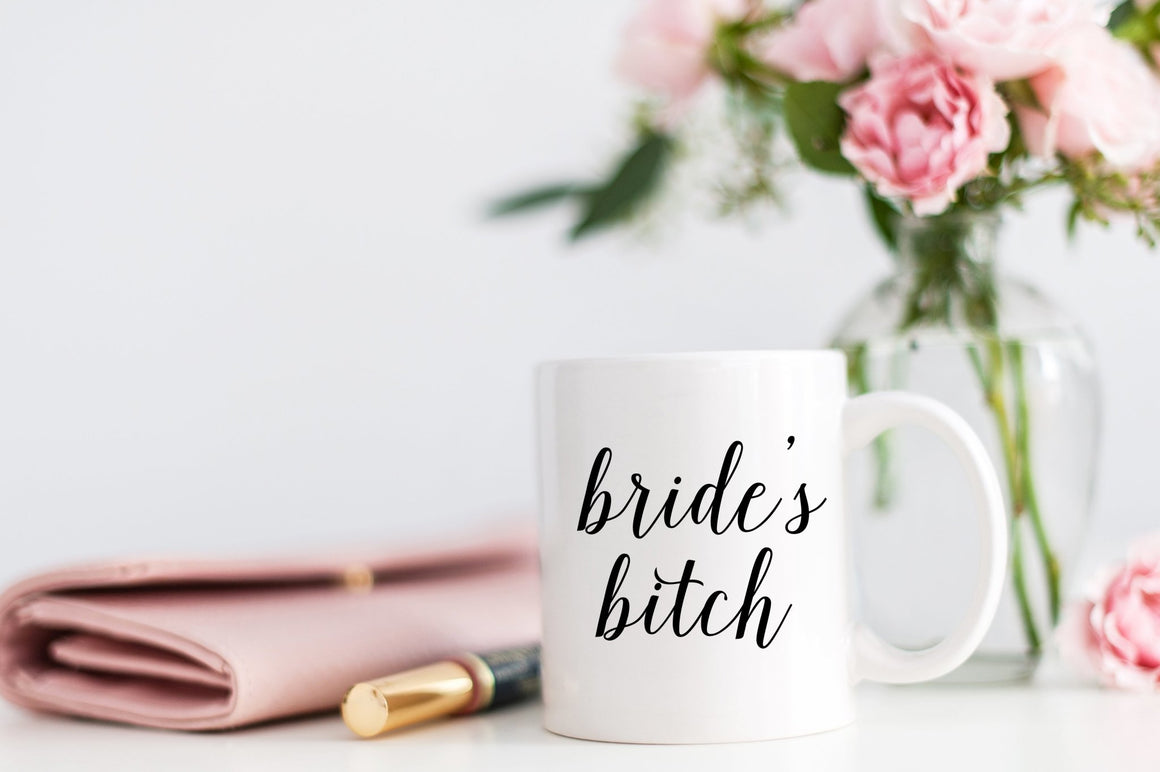 Bride's Bitch Mug - Pretty Collected