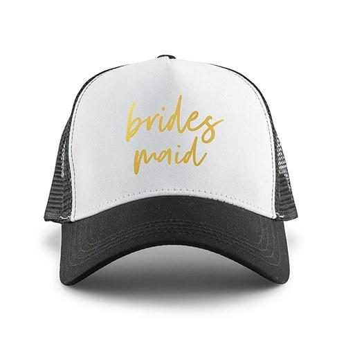 Bridesmaid Trucker Hat - Pretty Collected