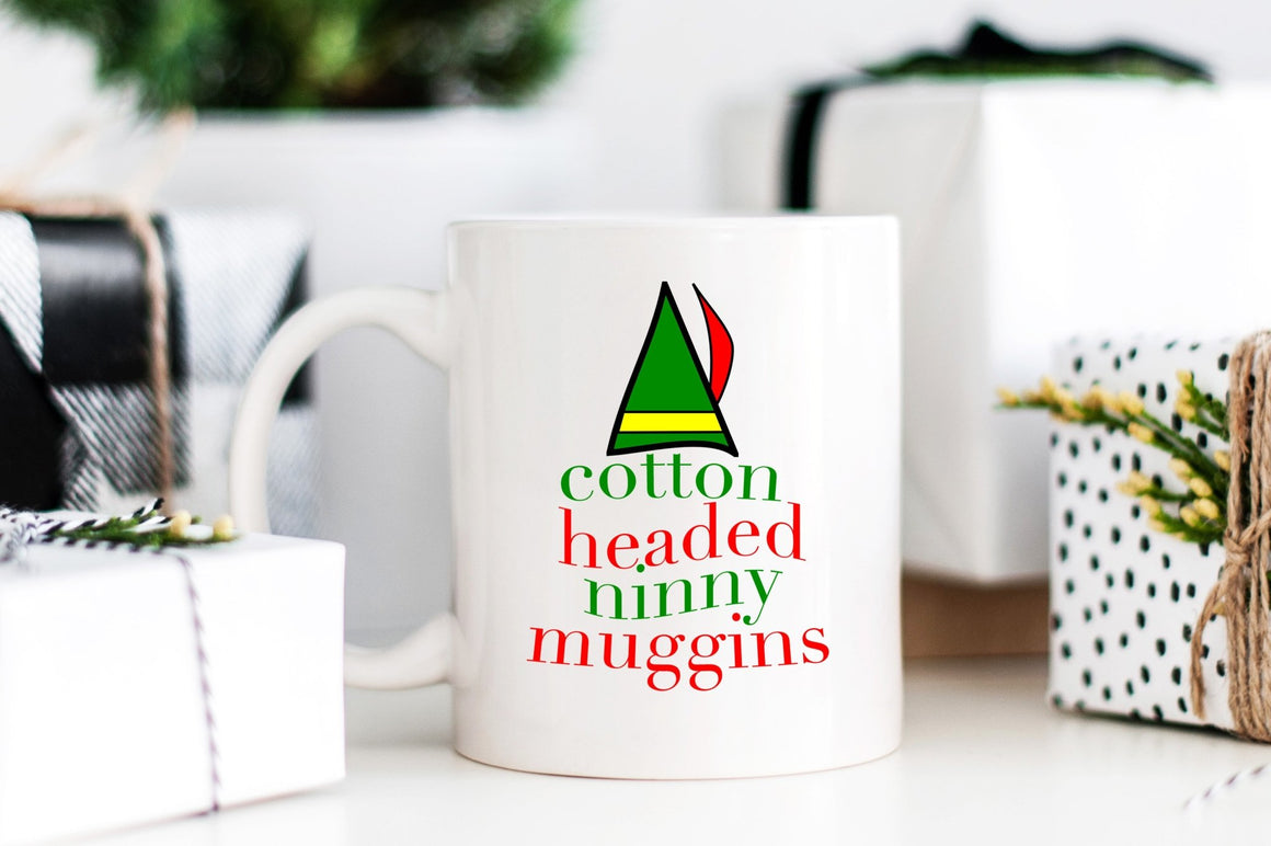 Cotton Headed Ninny Muggins Mug - Pretty Collected