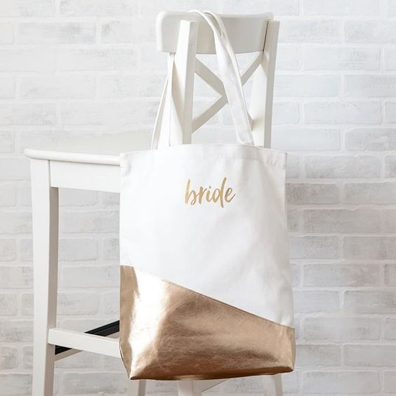 Bride Tote - Pretty Collected