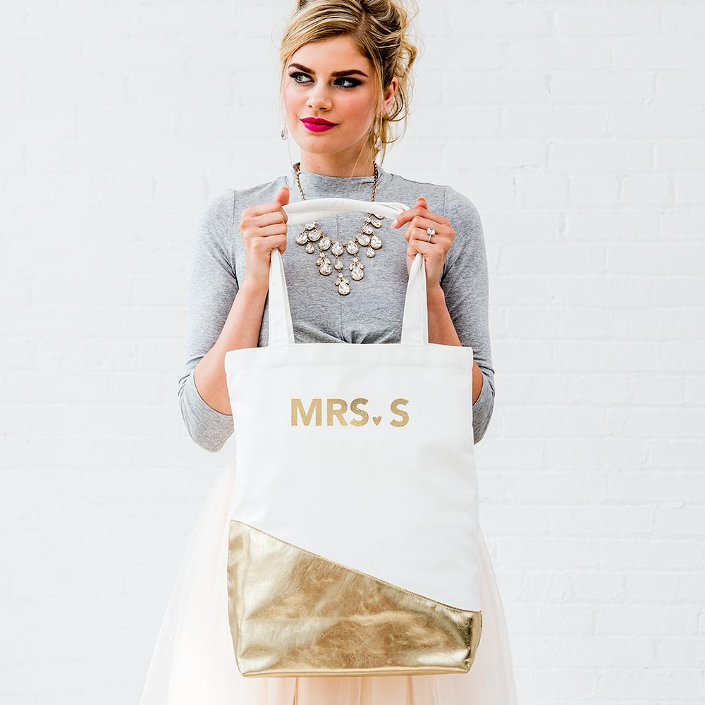 Custom MRS Tote - Pretty Collected