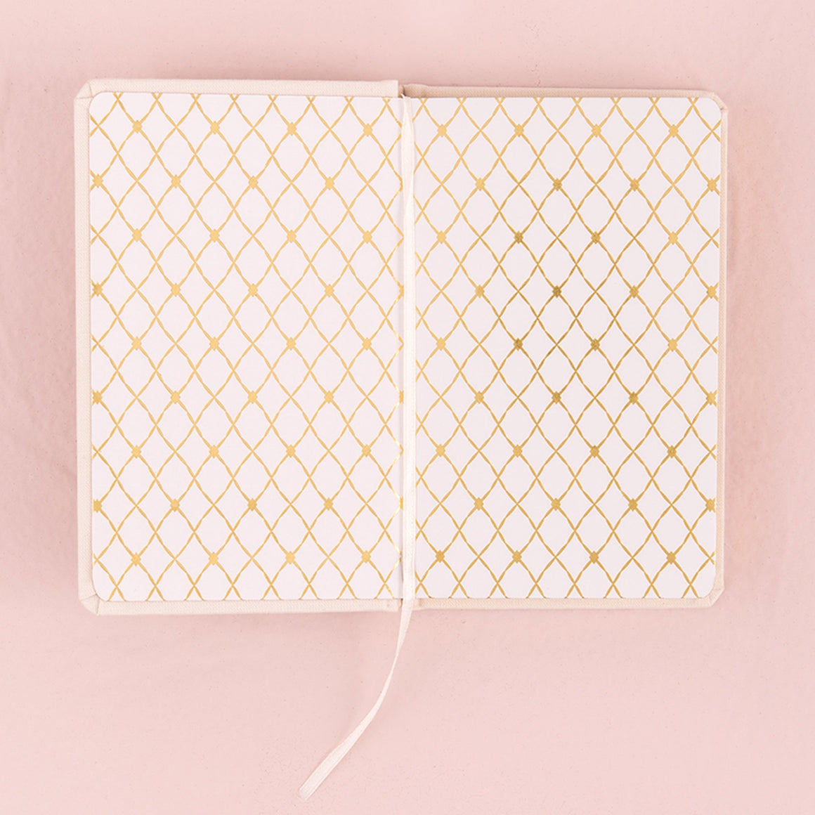 Her Vow Book - Ivory White - Pretty Collected