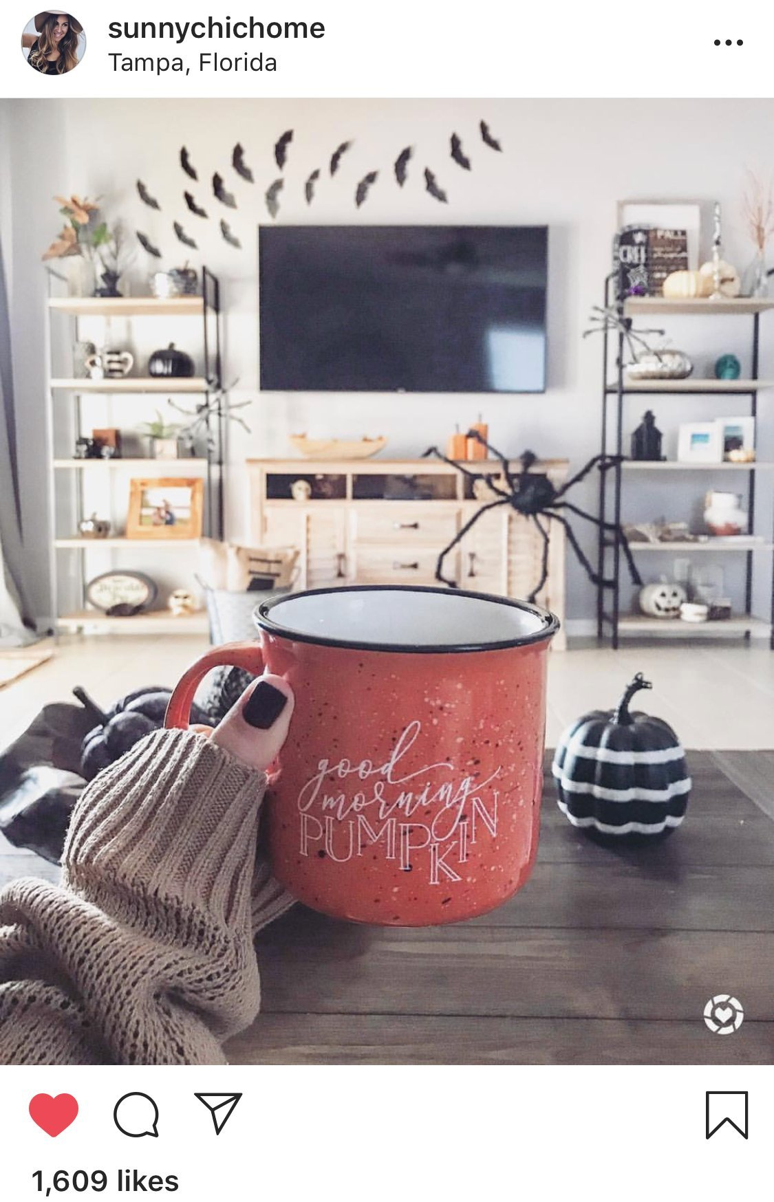Good Morning Pumpkin Campfire Mug - Pretty Collected
