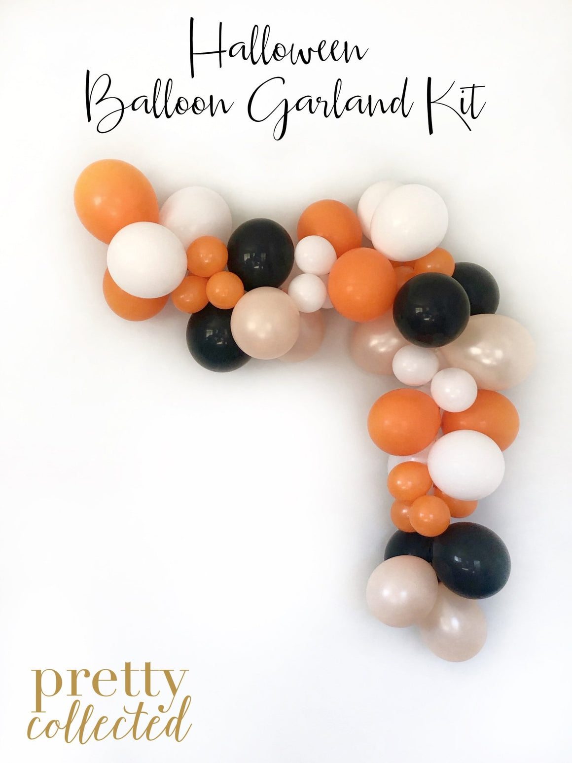 Halloween Balloon Garland Kit - Pretty Collected
