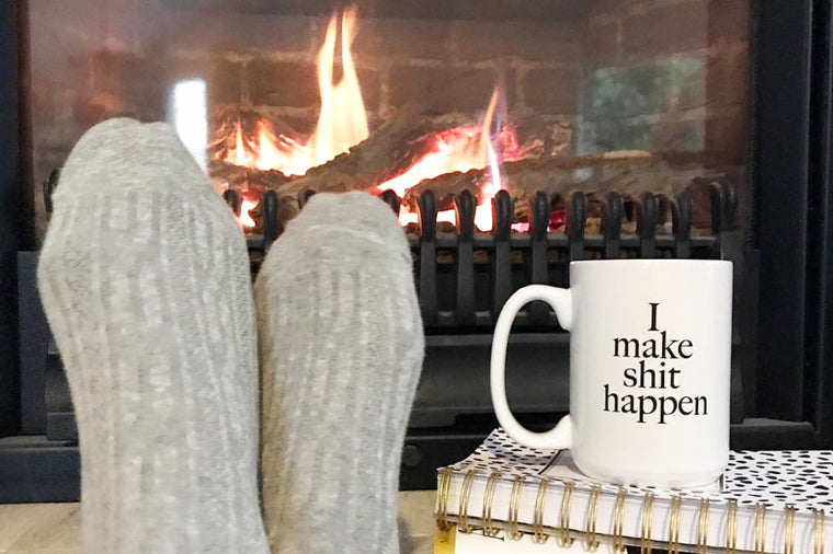 I Make Shit Happen Mug - Pretty Collected