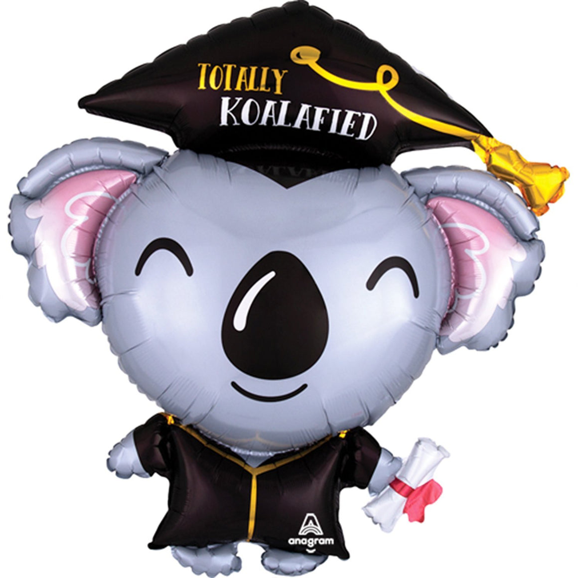 Koala Graduation Balloon - Pretty Collected