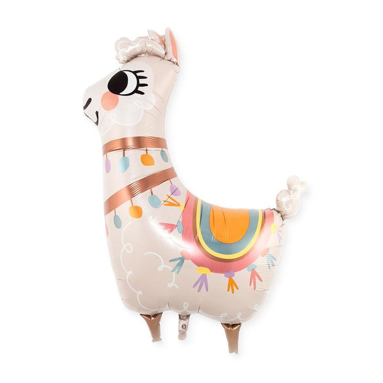 Llama Balloon - Pretty Collected