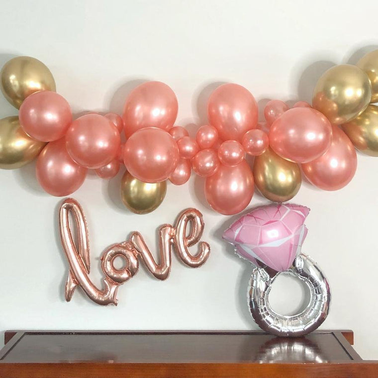 Love Balloon Garland Kit - Pretty Collected