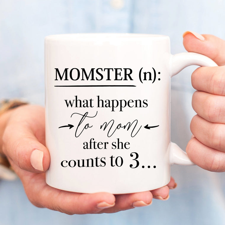 Momster Mug - Pretty Collected