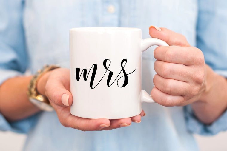 Mrs Mug - Pretty Collected