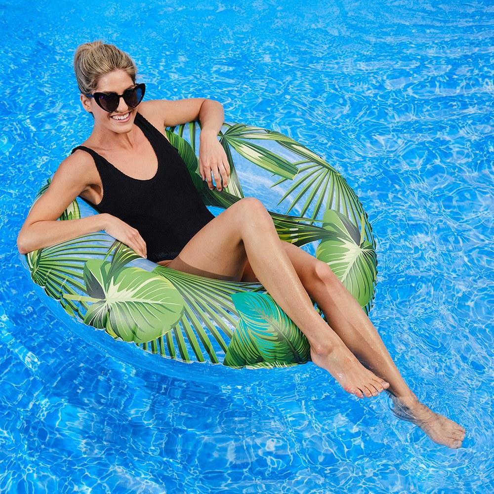 Palm Leaves Pool Float - Pretty Collected