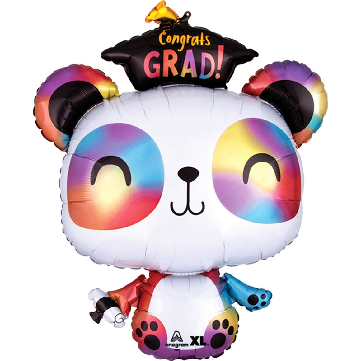 Panda Graduation Balloon - Pretty Collected