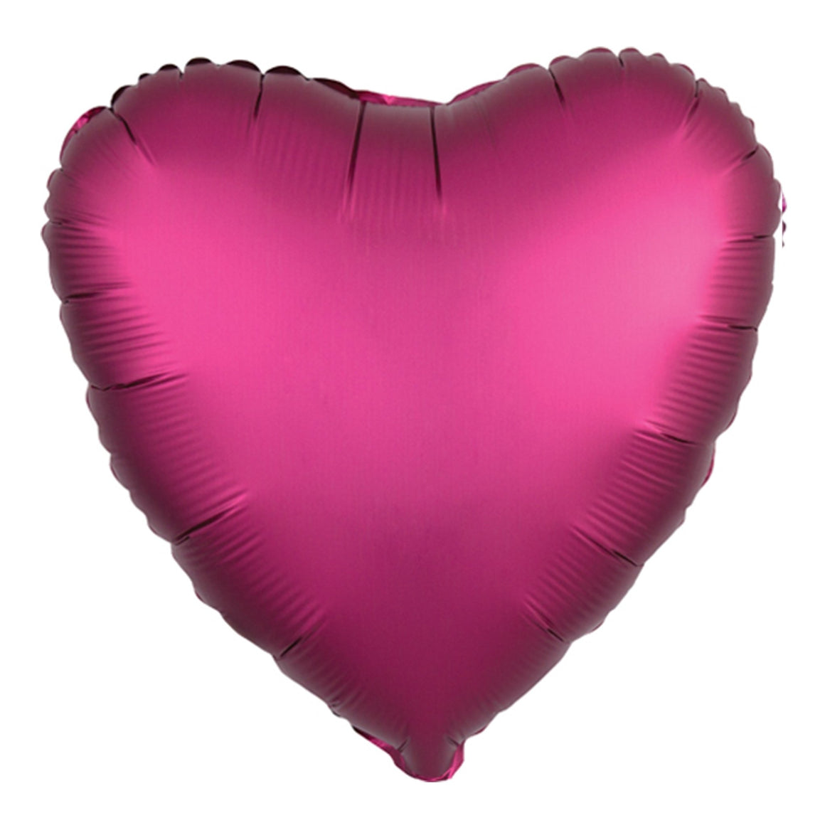 Pomegranate Pink Heart Balloon - Pretty Collected