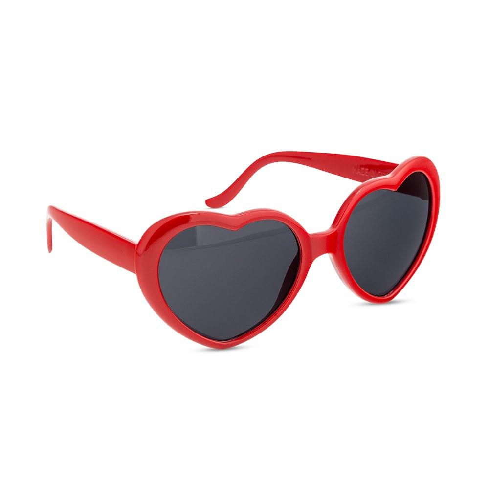 Red Heart Sunglasses - Pretty Collected
