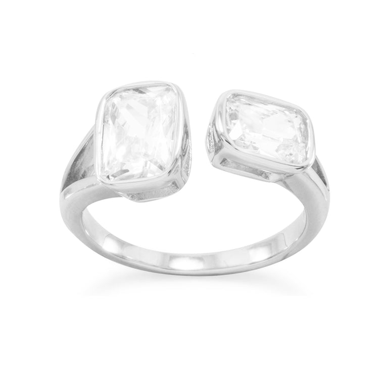 Stella Two Stone Ring - Pretty Collected