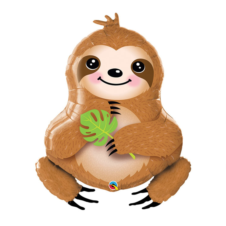 Baby Sloth Balloon - Pretty Collected
