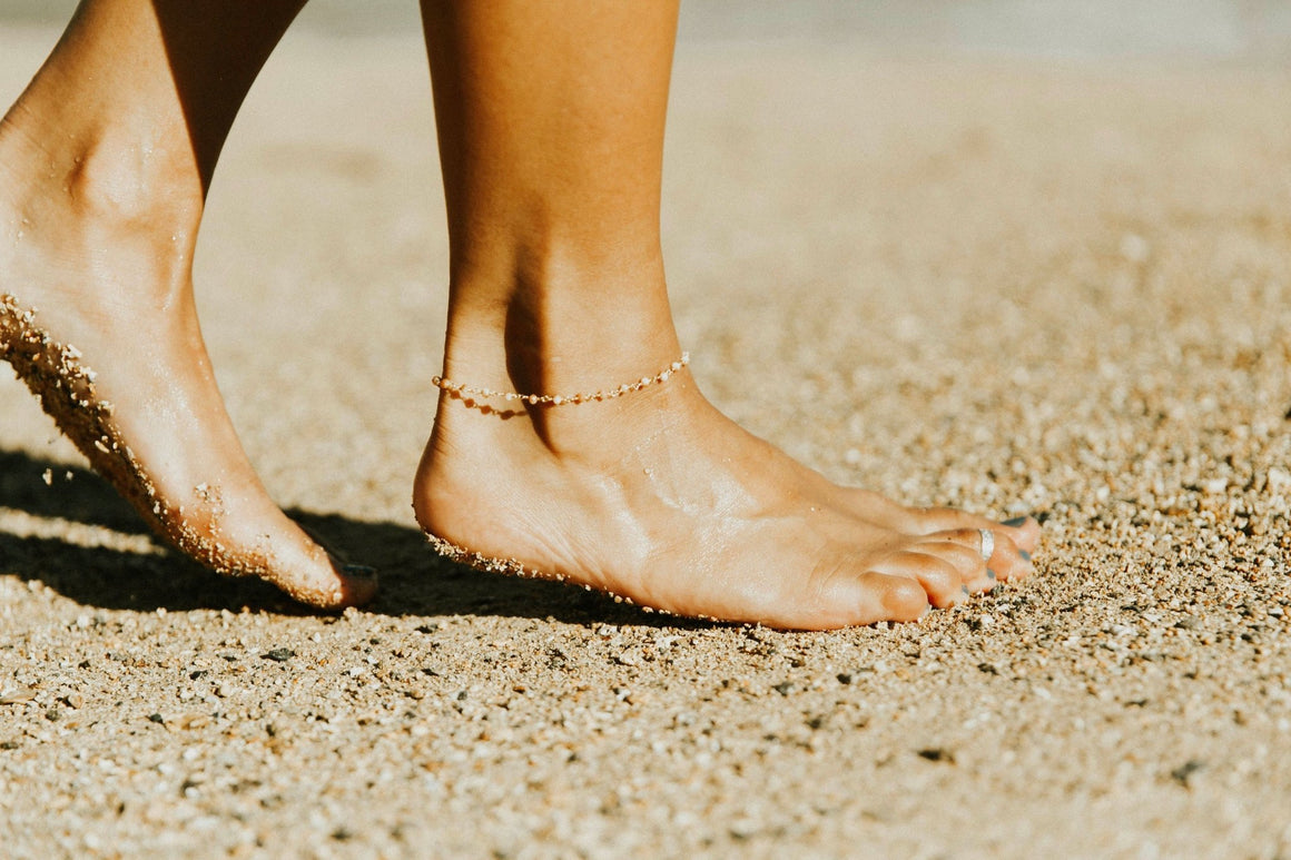 Sunkissed Anklet - Pretty Collected