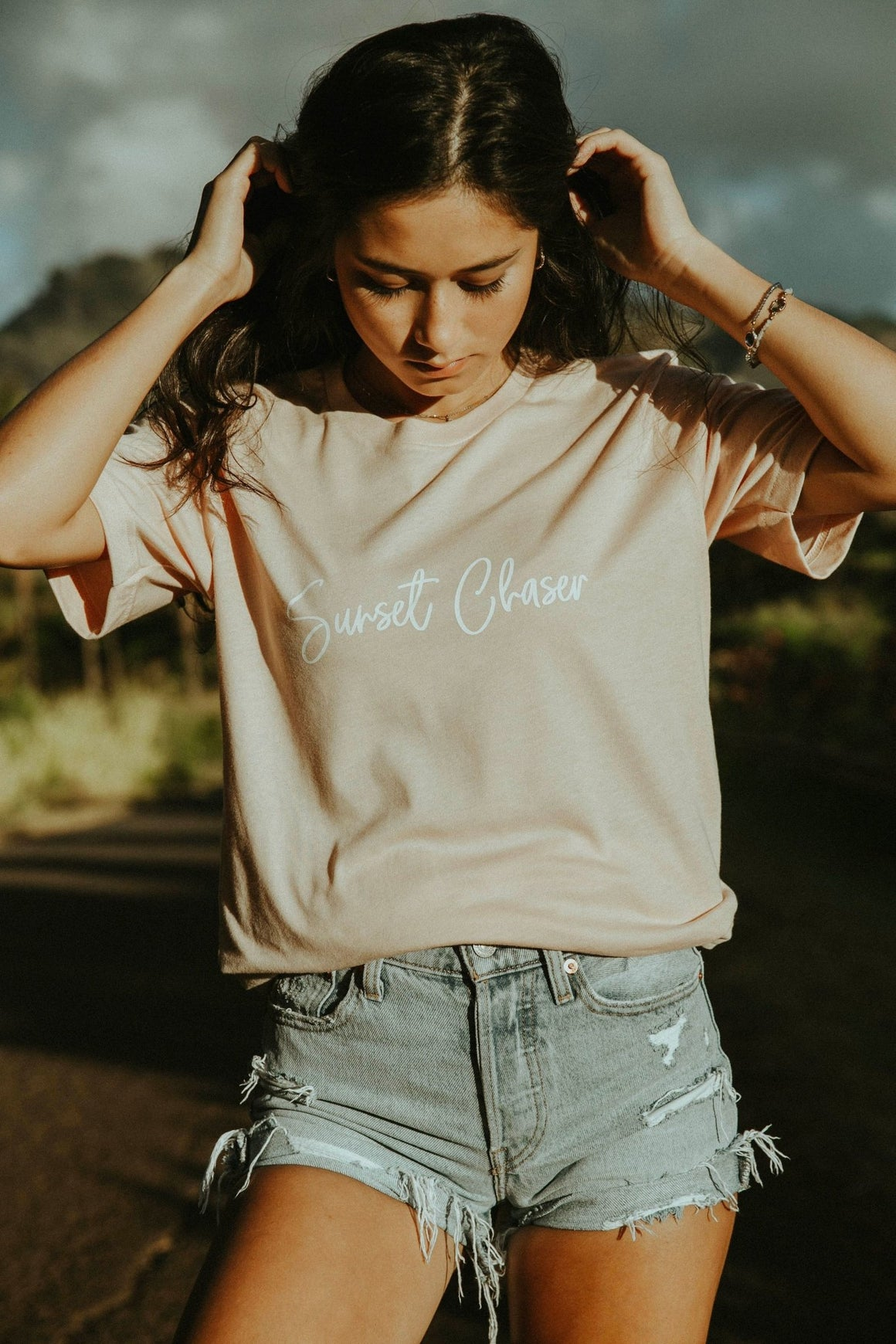 Sunset Chaser Tee - Pretty Collected