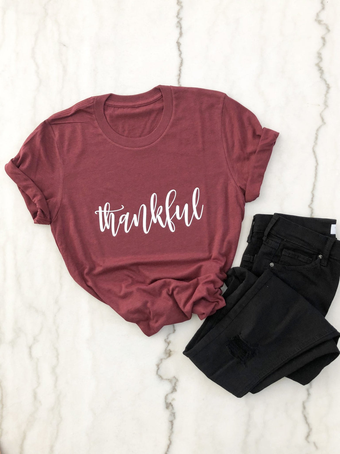 Thankful Tee - Pretty Collected