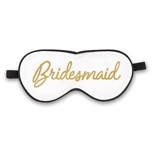 Bridesmaid Sleep Mask - Pretty Collected