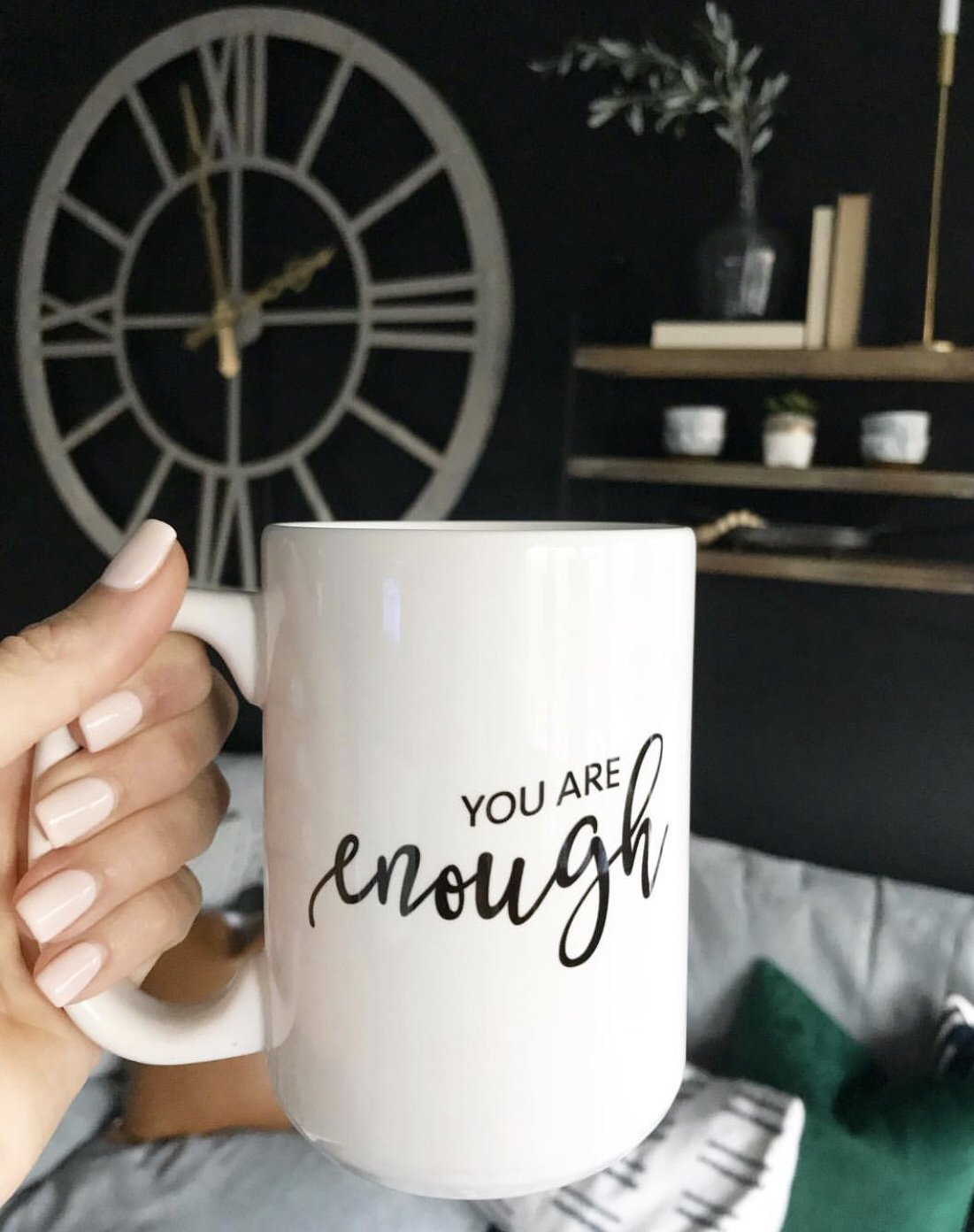 You Are Enough Mug - Pretty Collected