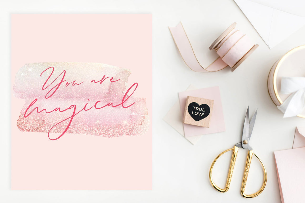 You Are Magical Printable - Pretty Collected