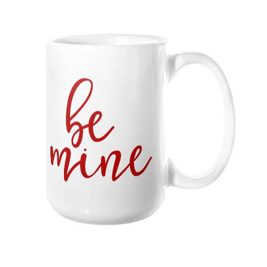 Be Mine Mug - Pretty Collected