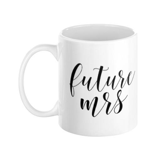 Future Mrs Mug - Pretty Collected