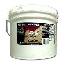 Red Star Nutritional Yeast - Small Flake - 10 Lb Pail