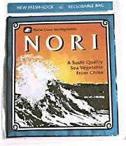 Organic Raw Sushi Nori - 50 Sheet