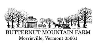 Butternut Mountain Farms Organic Pure Maple Syrup, Grade B - 1 Gallon