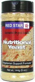 Red Star Nutritional Yeast - VSF Mini Flake -- 5 oz Each