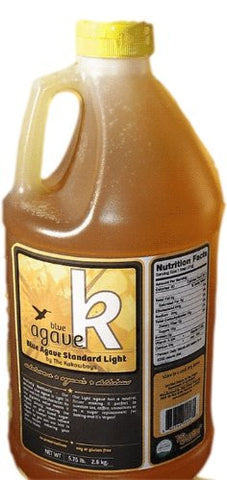 Holy Kakow Premium Blue Standard Light Agave - 2 Liters
