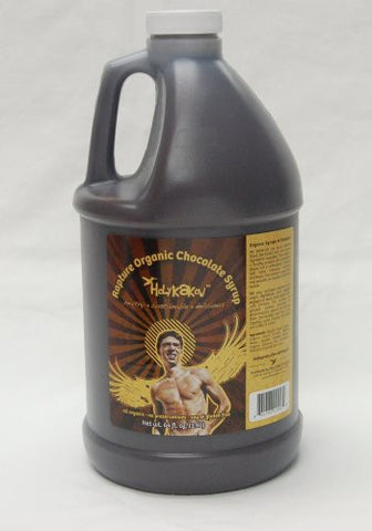 Holy Kakow Rapture Organic Chocolate Syrup - 2 Liter Bottle