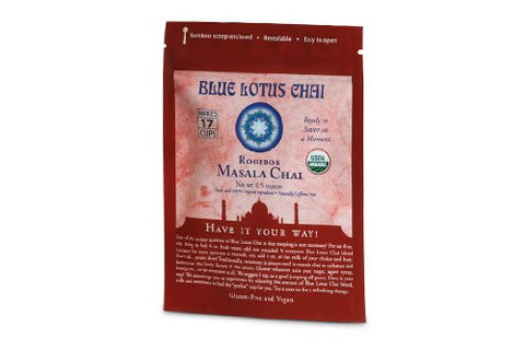 Blue Lotus Rooibos Masala Chai - .5oz Package (17 cups)