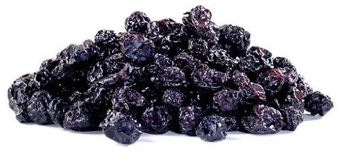 Organic Oregon Dried Blueberries (Unsweetened) - 10 Pounds