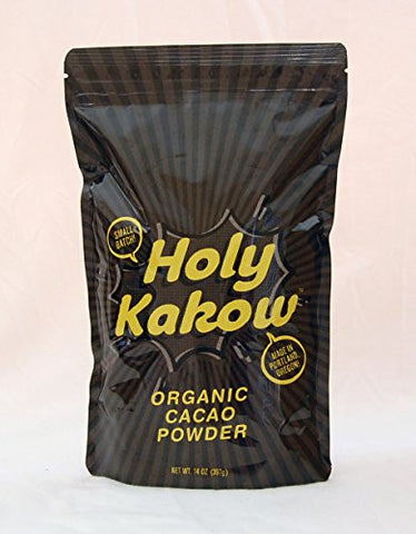 Holy Kakow Righteous Organic Cacao Powder - 14 Oz