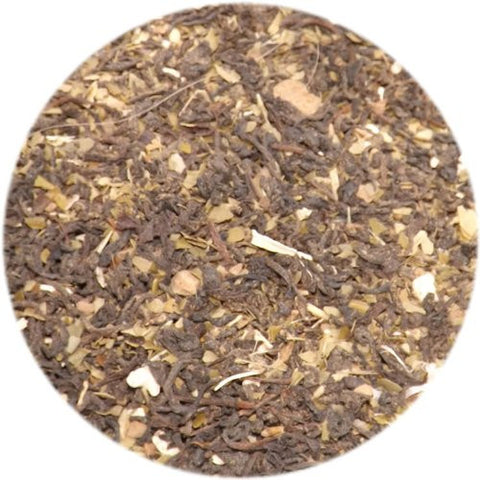 Thunderbolt (Black Tea, Yerba Mate, Guarana) Tea, Organic & Fair-Trade