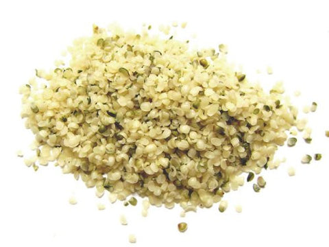 Organic Raw Hemp Seeds - 10 LB