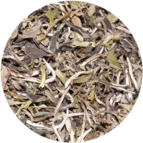 White Peony Loose Leaf Tea, Organic & Fair-Trade