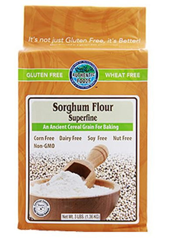 Authentic Foods Sorghum Flour - 3 lb