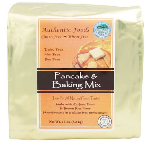 Authentic Foods Pancake & Baking Mix - 7 lb