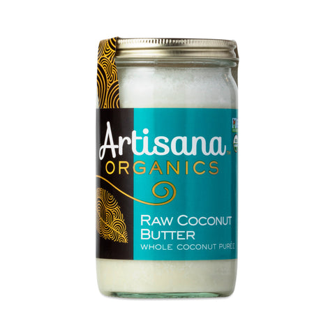 Artisana Organic Raw Coconut Butter - 8 Pound Bucket